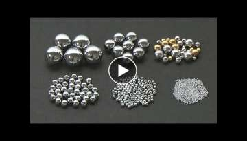 THE MAKING(English Version) (314)The Making of Steel Balls