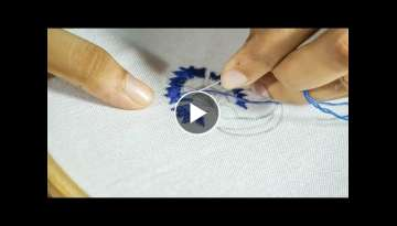 Thread Embroidery Designs | DIY Hand Stitching | HandiWorks #95