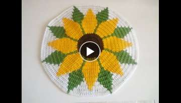 Napkin SUNFLOWER P-1