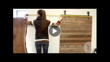 How to Install a Sliding Door - Loft Doors