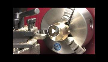 Machining a Part - YouTube