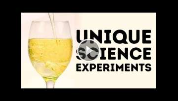 Extraordinary science experiments that will shock you l 5-MINUTE CRAFTS