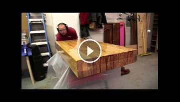 Epoxy Coffee Table 2014
