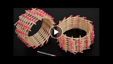 How to Make a Match Circle