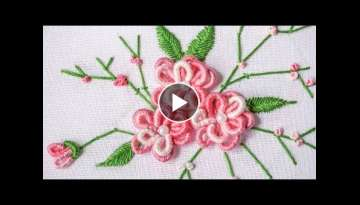 DIY Projects | Hand Embroidery Design | HandiWorks #90