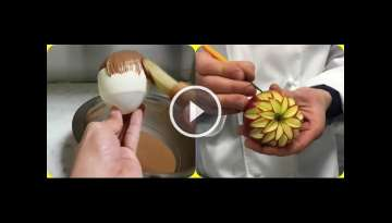 The Most Satisfying Video Cake Awesome artistic skills New amazing technique