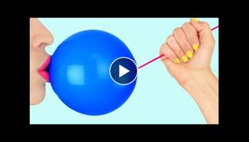 17 Balloons Life Hacks And Tricks