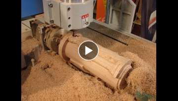 32 CNC 6090 Router 4th Axis Angel By Inventor Roger Clyde Webb