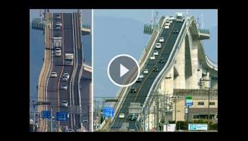 World Most Dangerous Bridge In the World | Amazing Video Clips