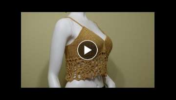 Top facil Crochet