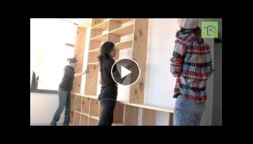 DIY Shelving Unit With Allison Oropallo: No Man's Land