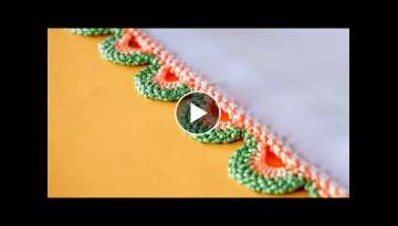 Stitching Tutorial : Make Your Dress Design or Neck Design Look Better